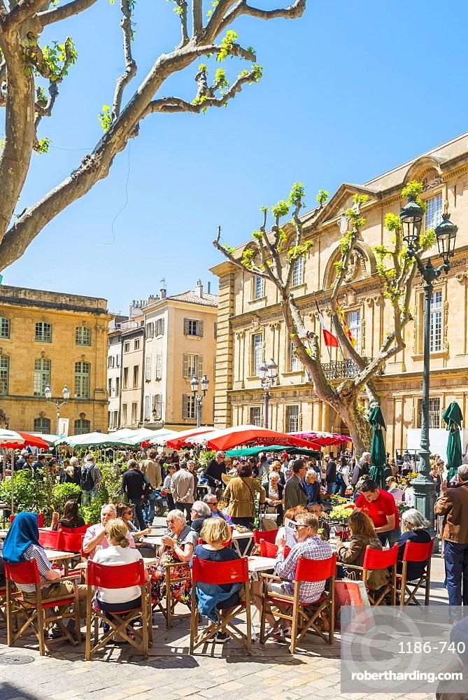France, Bouches du Rhone, Aix en Provence