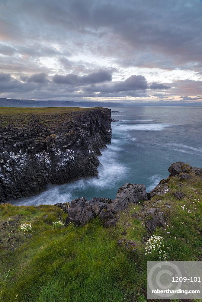 Arnarstapi, Snaefellsnes Peninsula, Iceland, Polar Regions