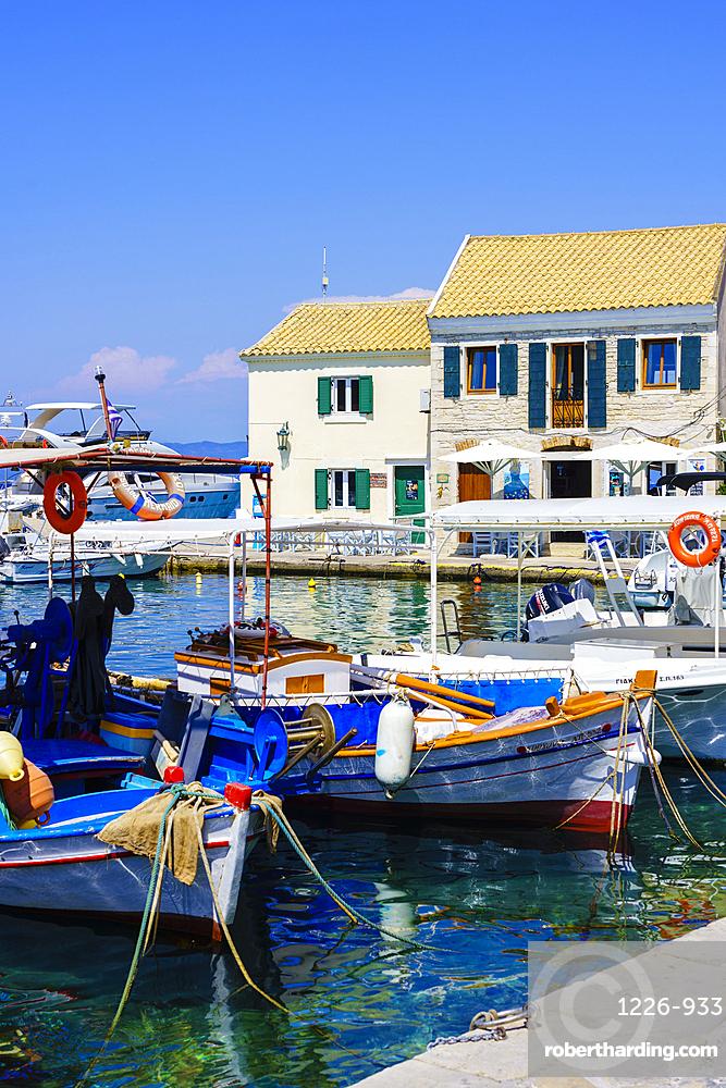 Loggos (Longos), Paxos, Ionian Islands, Greece