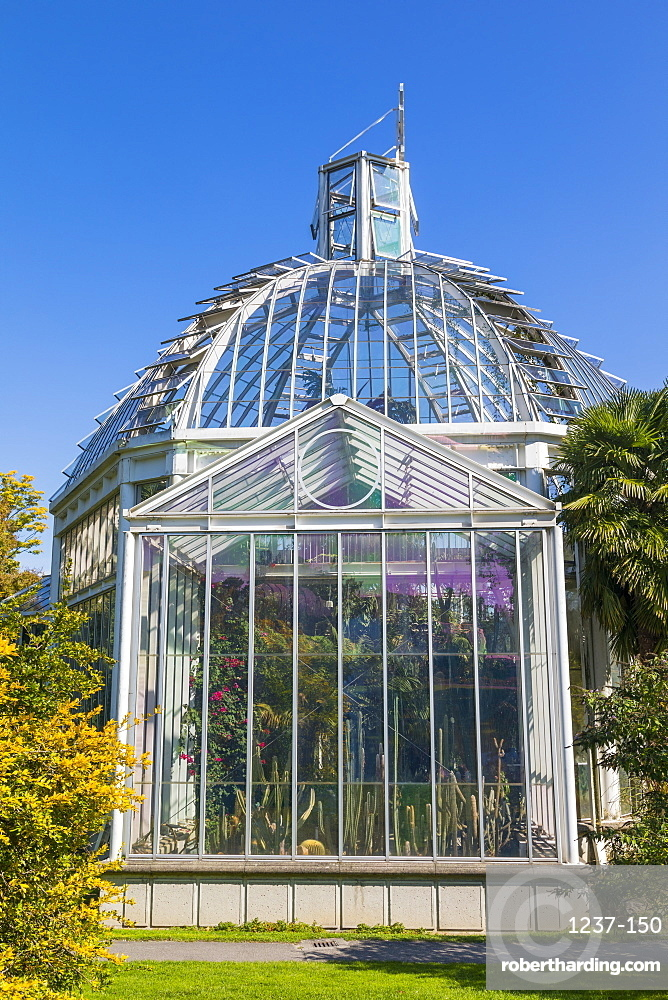 The Conservatory and Botanical Gardens, Geneva, Switzerland, Europe