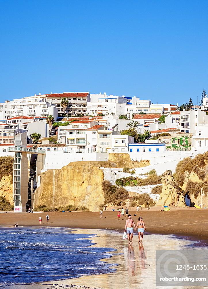 Paneco Beach, Albufeira, Algarve, Portugal