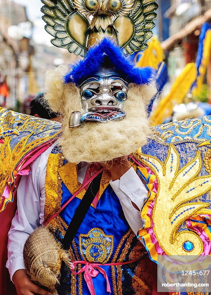 Fiesta de la Virgen de la Candelaria, Puno, Peru, South America