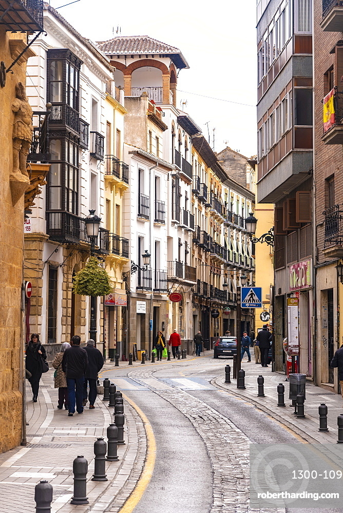 Realejo-San Matias, the historic neighbourhood beneath the Alhambra palace