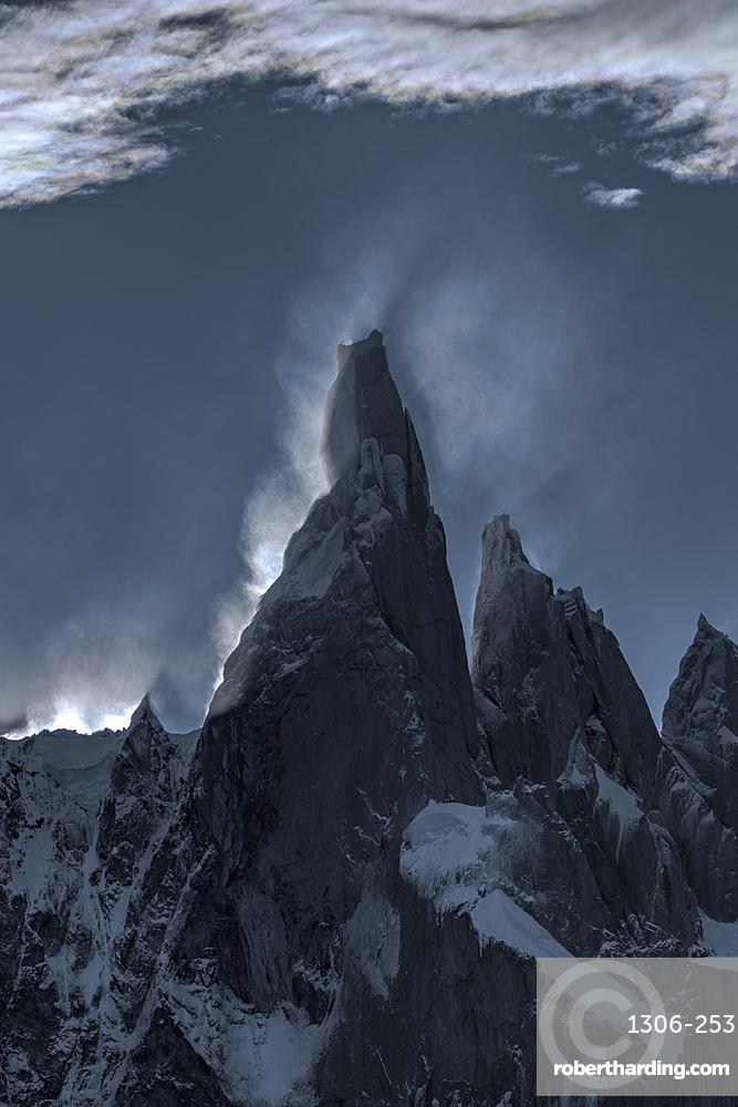 Cerro Torres, Los Glaciares National Park, Santa Cruz Province, Argentina