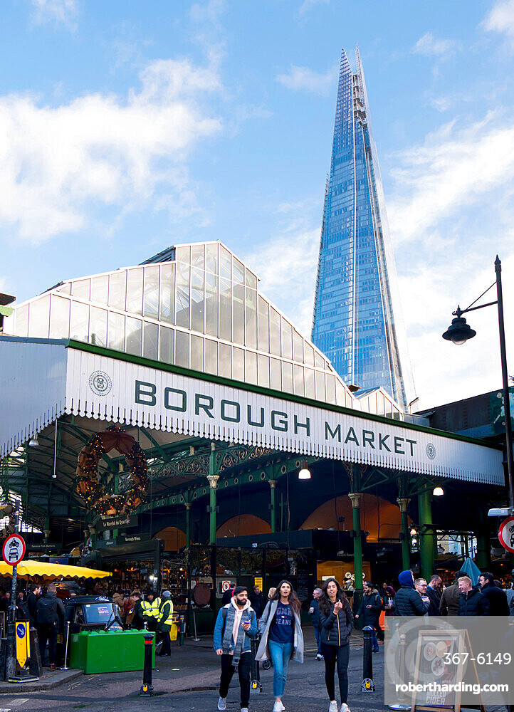 UK, England, London, Borough Market