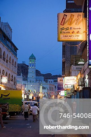 Daily life, Al Mukalla, Yemen, Middle East
