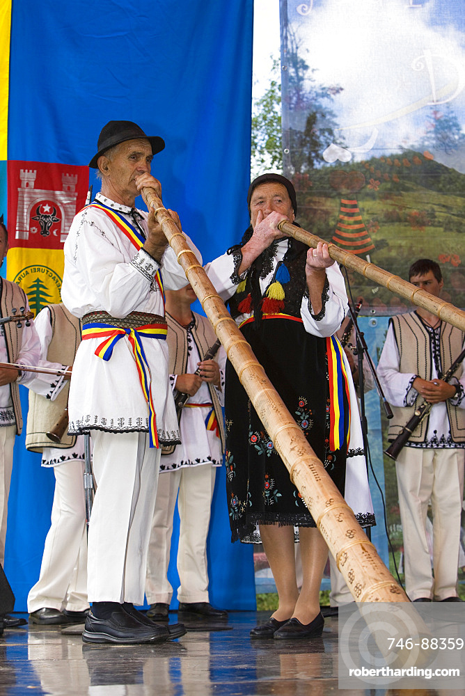 Maidens Fair on the mountain Gaina is a traditional transsylvanian festival, where young people met, to find partner to marry. As the valleys in the Apuseni Mountains are remote and travelling was difficult in former times, it was and is still held on top of a mountain called Gaina, to make asccess easy for all valleys in the region, Europe, Eastern Europe, Romania, Transsilvania, Apuseni