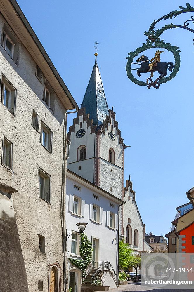 Maria Himmelfaht Church, Engen, Baden Wurttemburg, Germany, Europe
