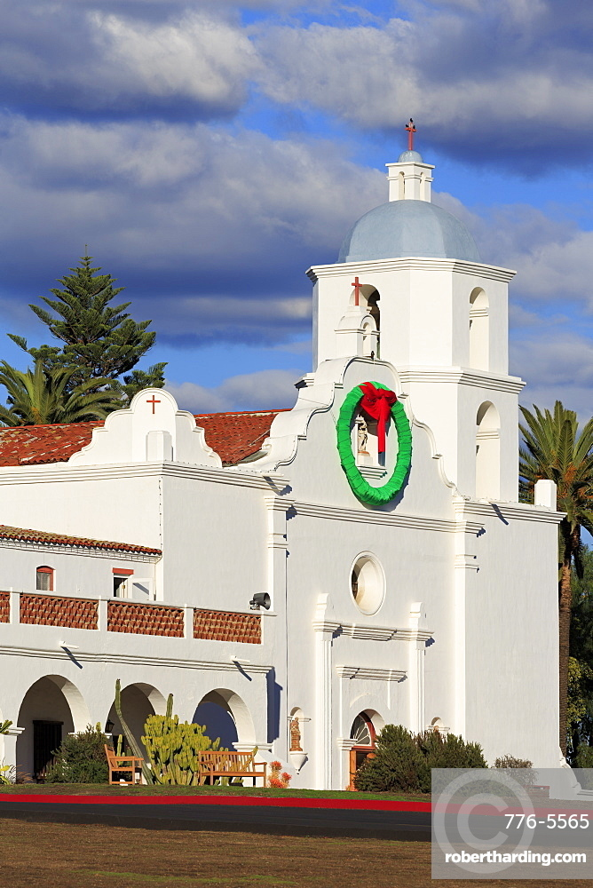 San Luis Rey Mission, Oceanside City, San Diego County, California, United States of America