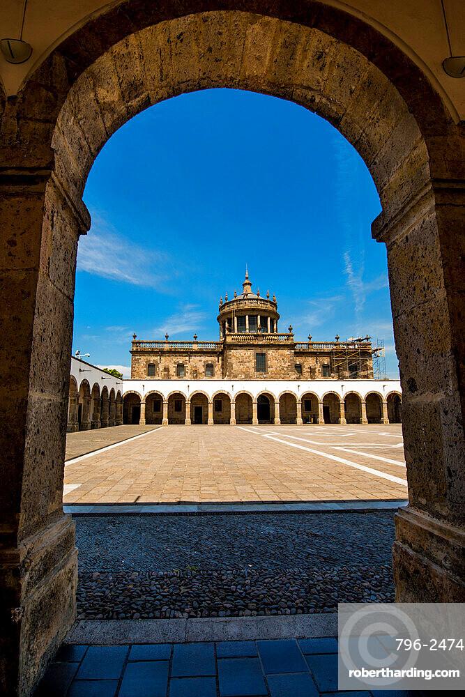 Hospicio Cabanas hospital, UNESCO World Heritage Site Historic Center, Guadalajara, Jalisco, Mexico.