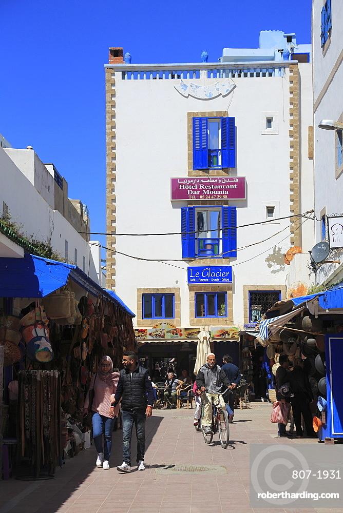 Medina, UNESCO World Heritage Site, Essaouira, Morocco, North Africa, Africa