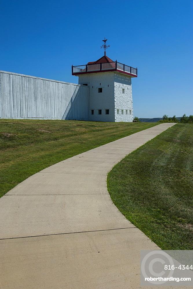 Fort Union, North Dakota, United States of America, North America