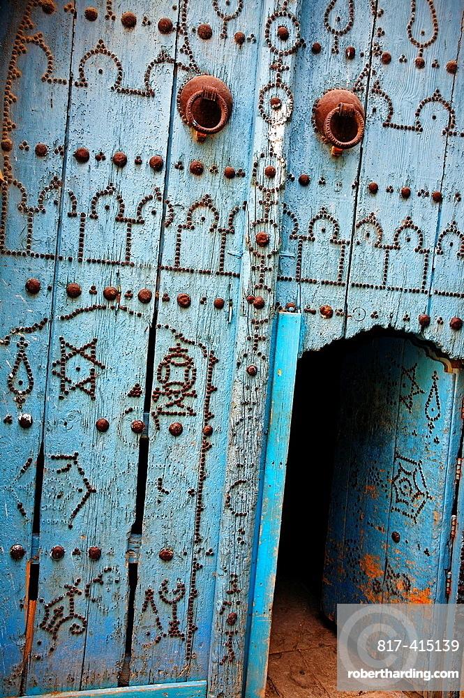 Door, Medina, Tunis Tunisia.