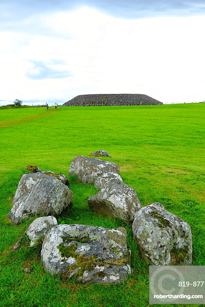Carrowmore Megalithic Cemetery, County Sligo, Connacht, Republic of Ireland, Europe