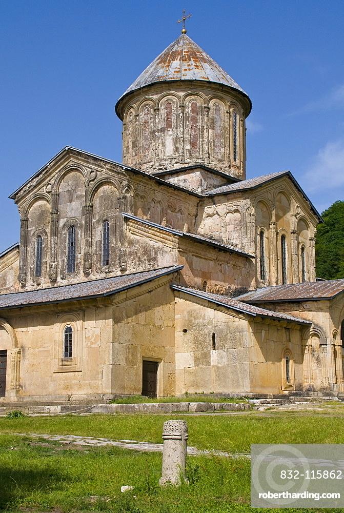 Gelati Monastery, UNESCO World Heritage Site, near Kutaisi, Georgia, Caucasus, Middle East