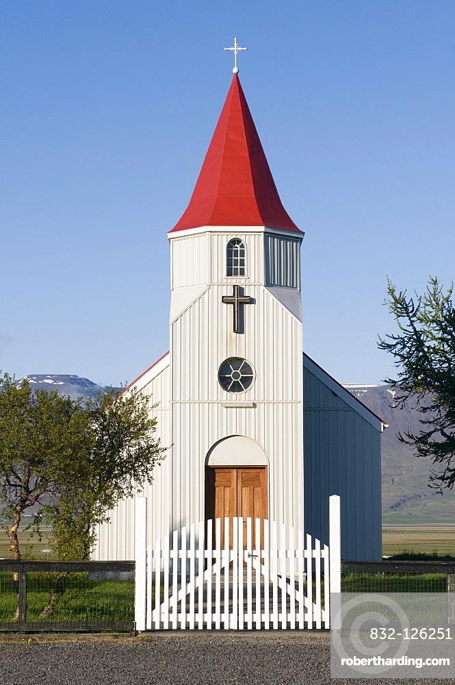 Church of Glaumbaer, Iceland, Europe