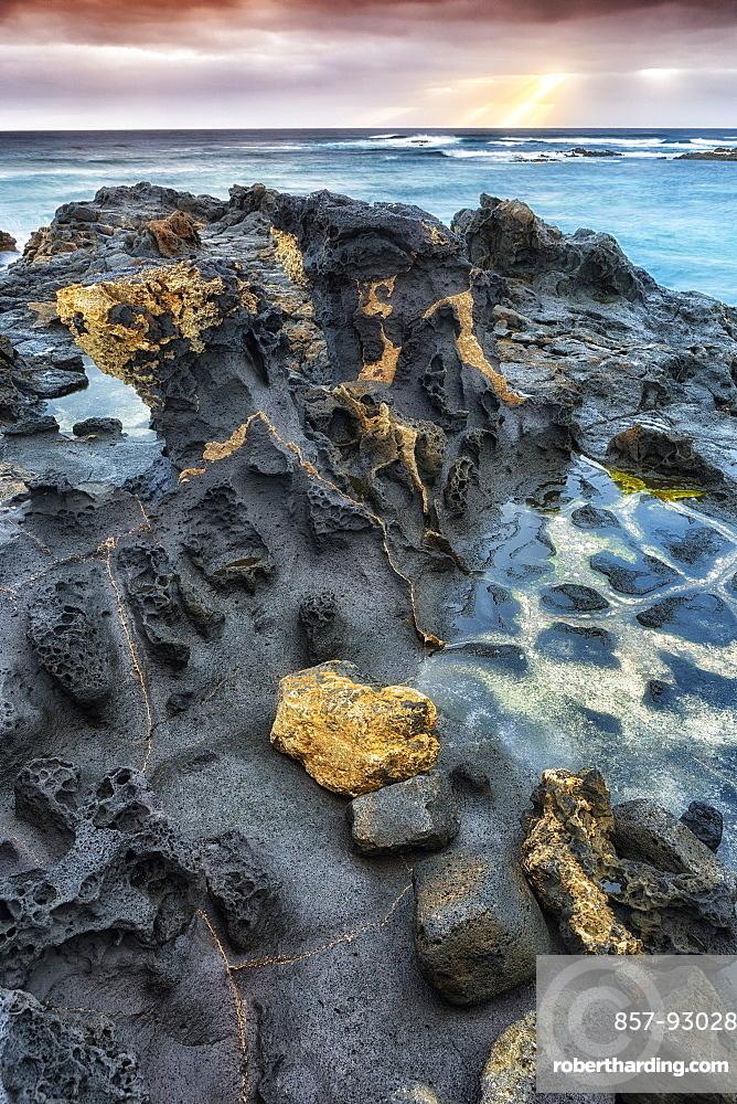 Playa de El Cotillo El Cotillo La Oliva Fuerteventura Canary Islands Spain