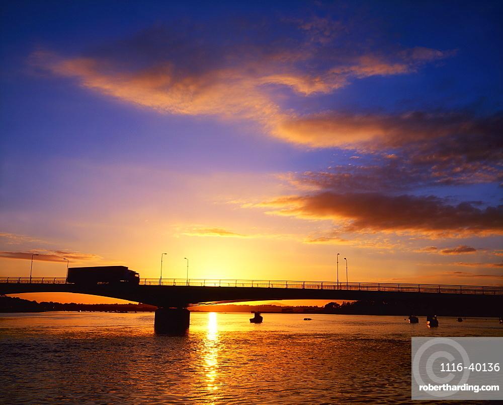 River Slaney, Wexford, County Wexford, Ireland