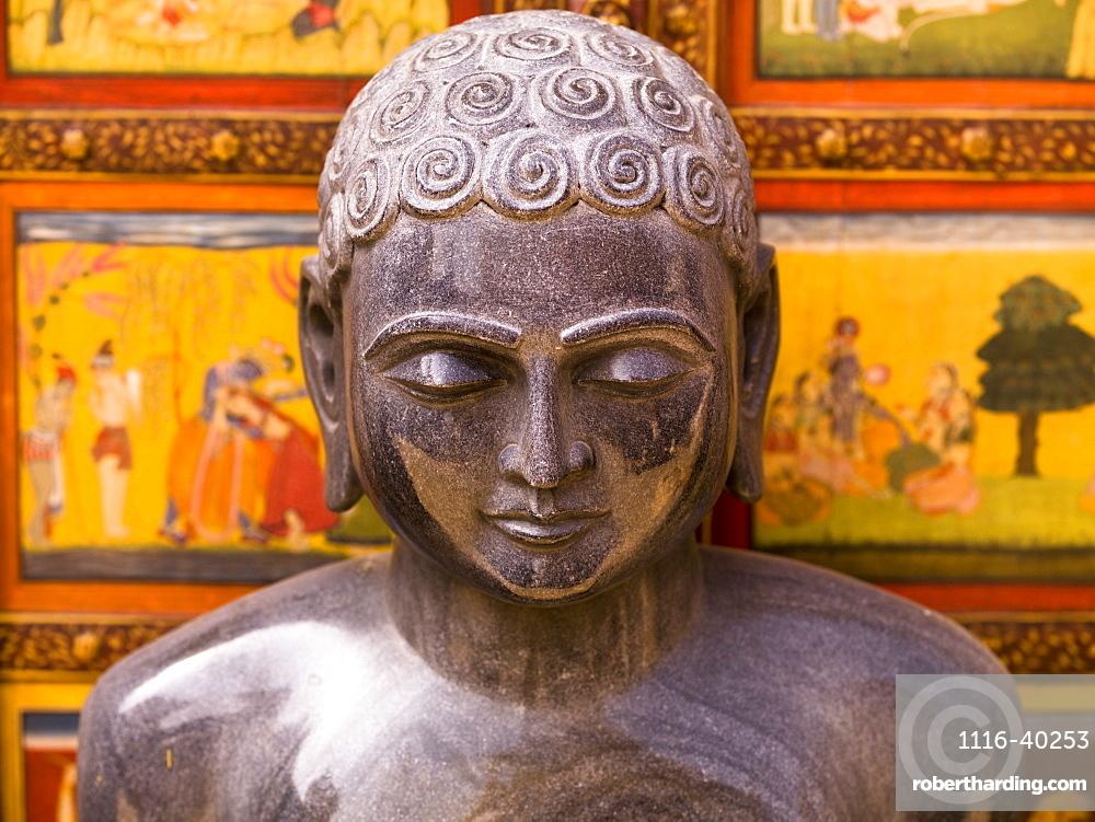 Statue, Jaipur, India