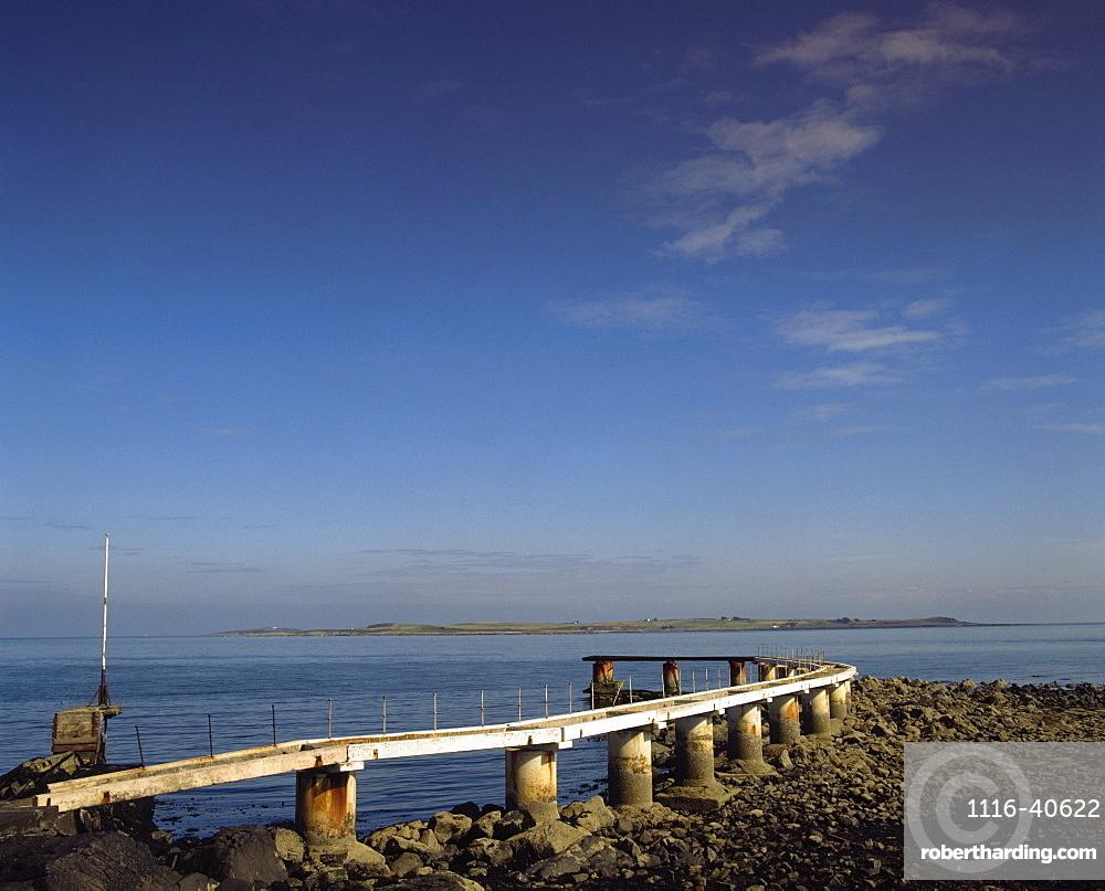 Rugged Coastline, Ireland