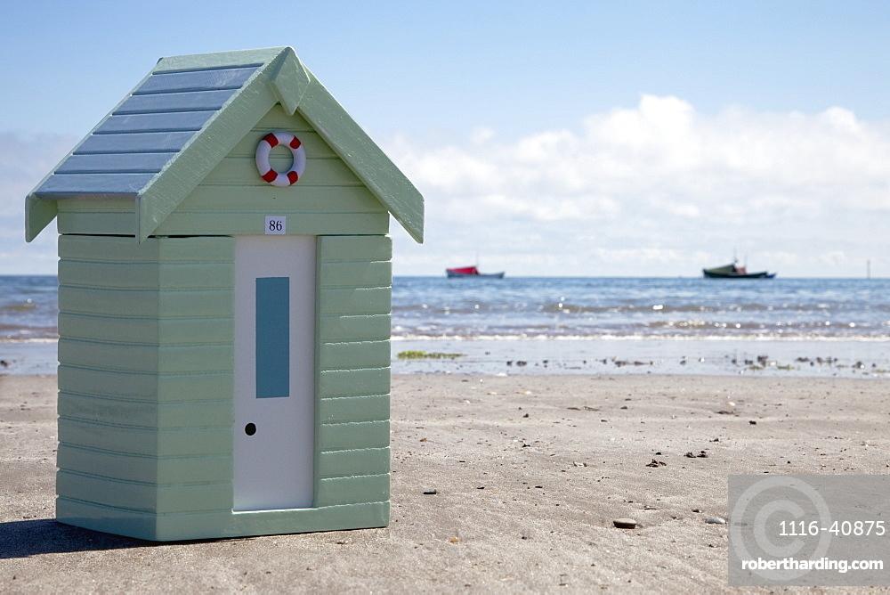 Beach House, Northumberland, England