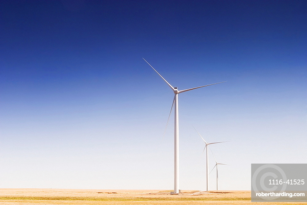 Windmills, Manitoba, Canada