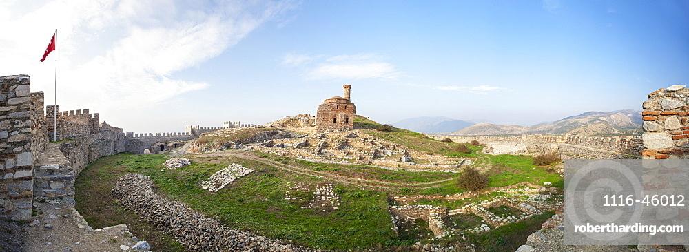Selcuk Castle And Mosque, Ephesus, Turkey