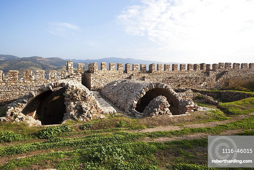 Selcuk Castle, Ephesus, Turkey