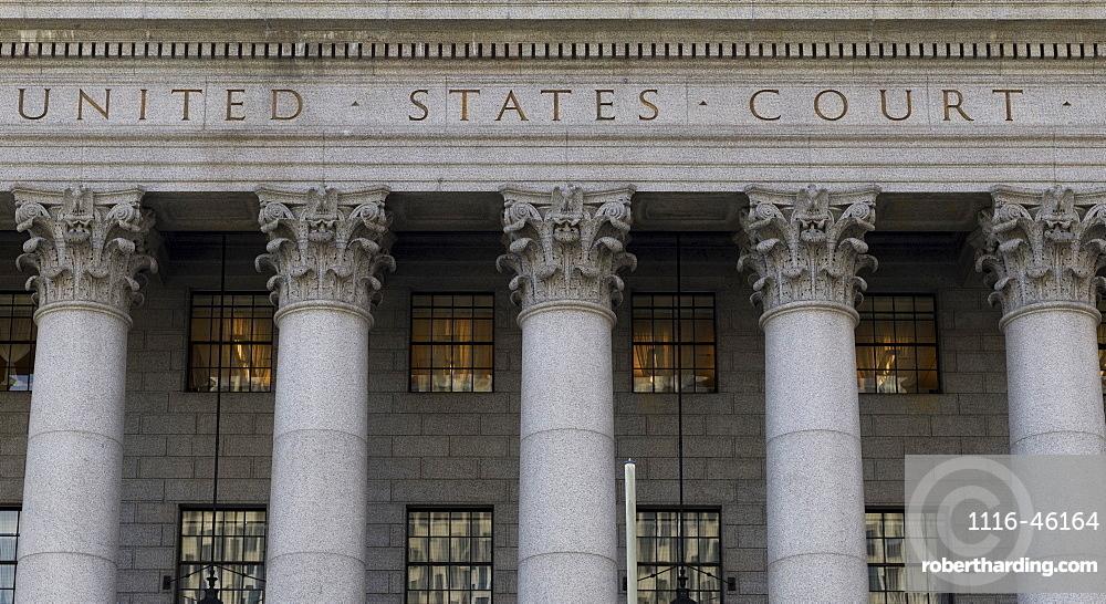 United States Court Building, New York City, New York, United States Of America
