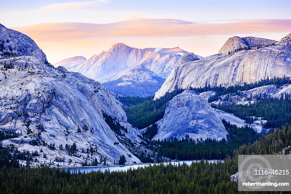 The High Country In Yosemite National Park, California, United States Of America