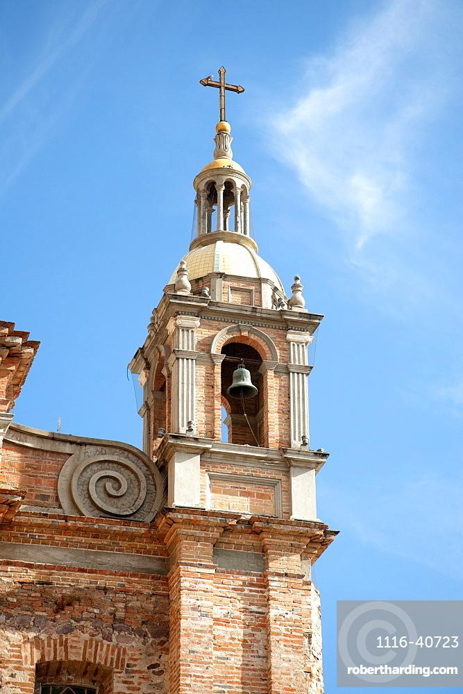 Puerto Vallarta, Mexico, Church Bell Tower