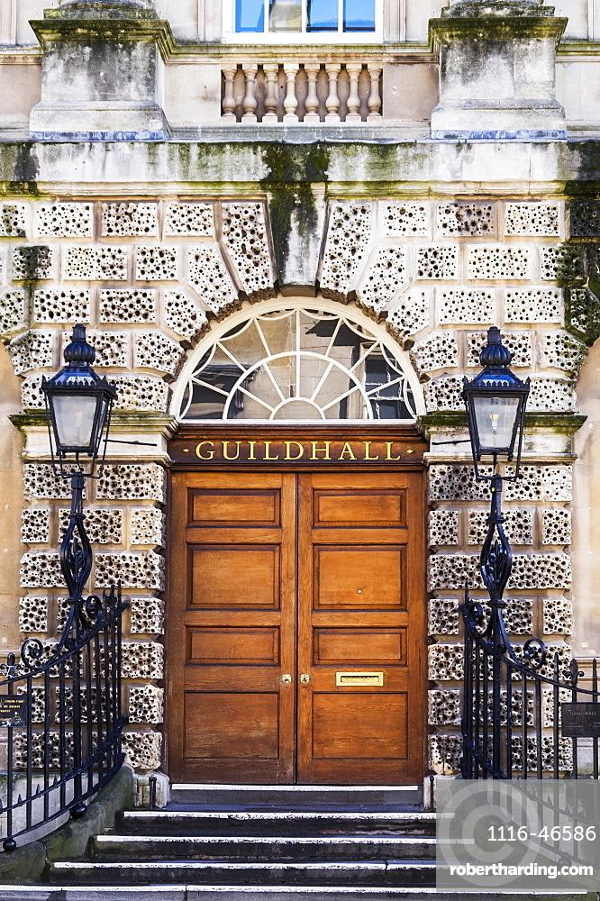 The Guildhall, Bath, Somerset, England