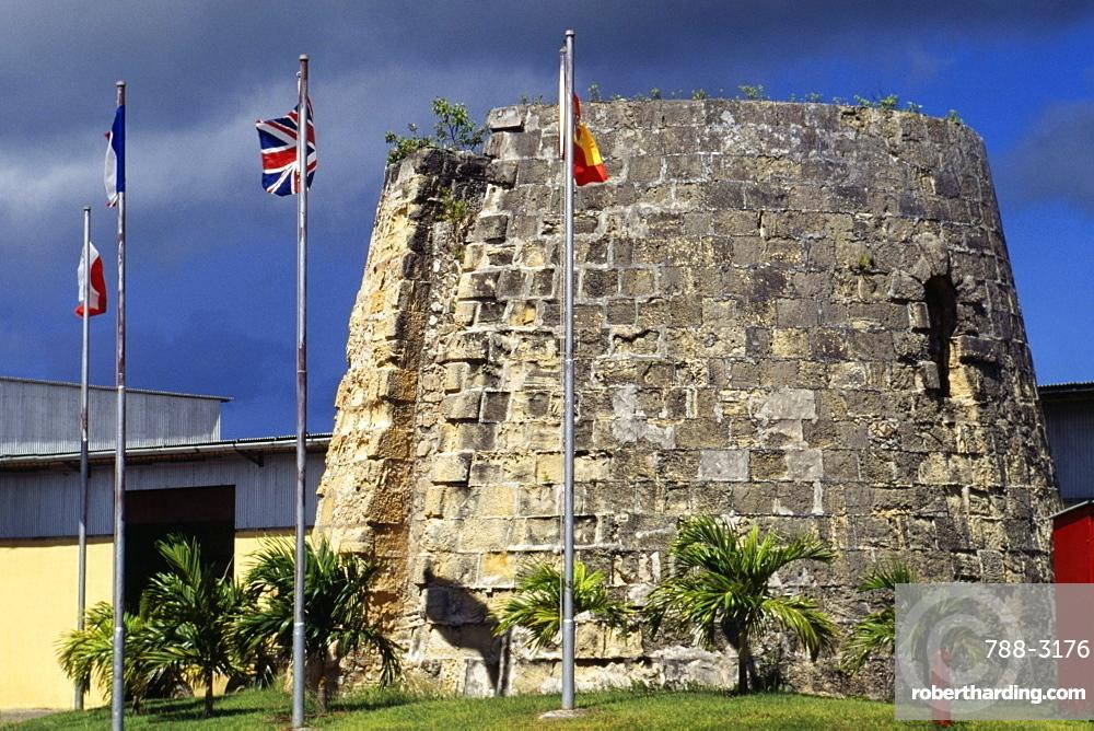 Cruzam rum distillery, St. Croix, U.S. Virgin Islands