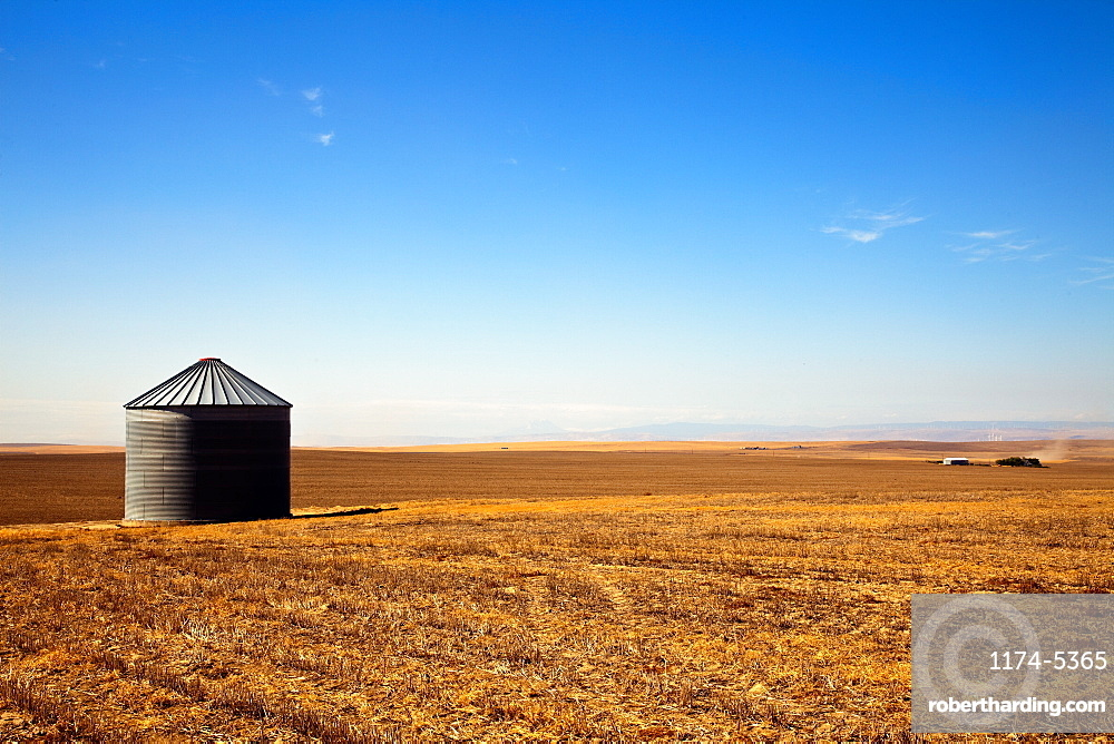 Grain Silo, Oregon, United States of America