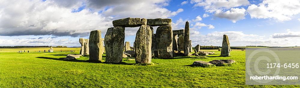 Rocks at Stonehenge, Amesbury, England, United Kingdom