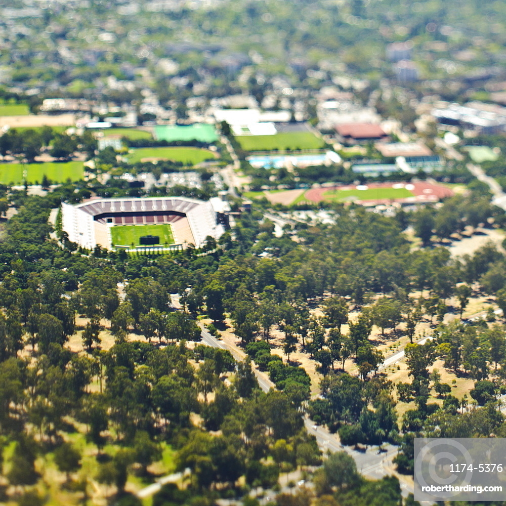 Suburban Sports Stadium, Palo Alto, California, United States of America