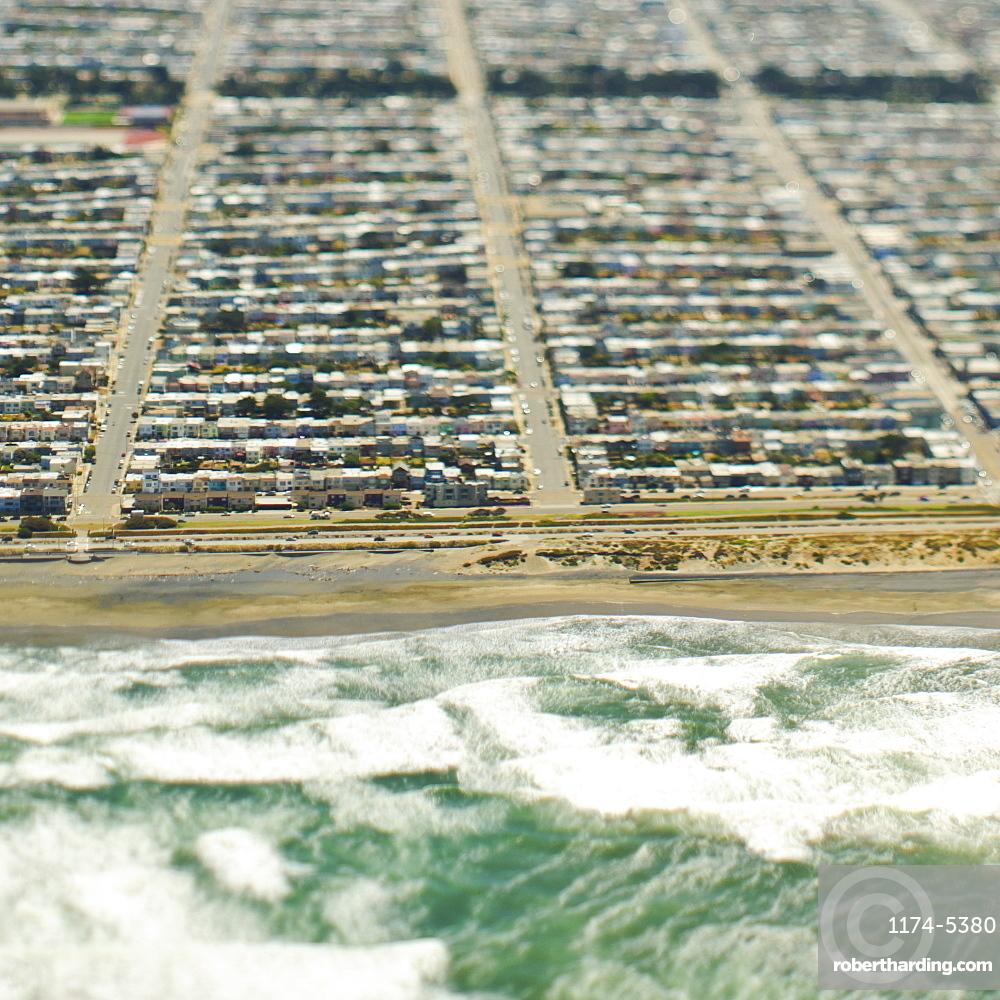 Coastal Tract Housing, San Francisco, California, United States of America