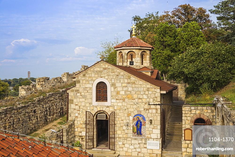 St. Petka Church, Belgrade Fortress, Belgrade, Serbia, Europe