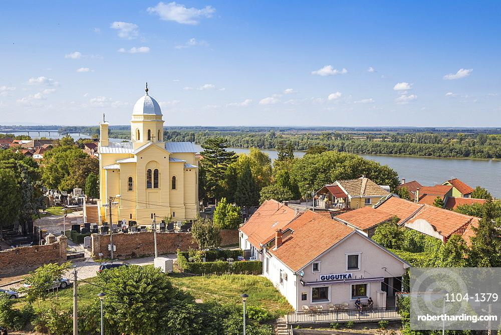 St. Demetrius church, Zemun, Belgrade, Serbia, Europe