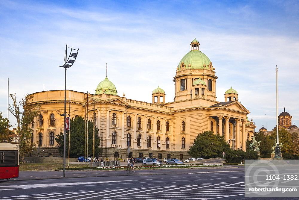 National Assembly, Belgrade, Serbia, Europe