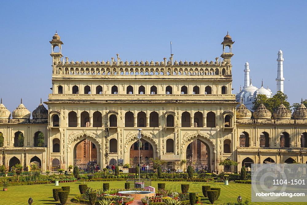 India, Uttar Pradesh, Lucknow, Bara Imambara