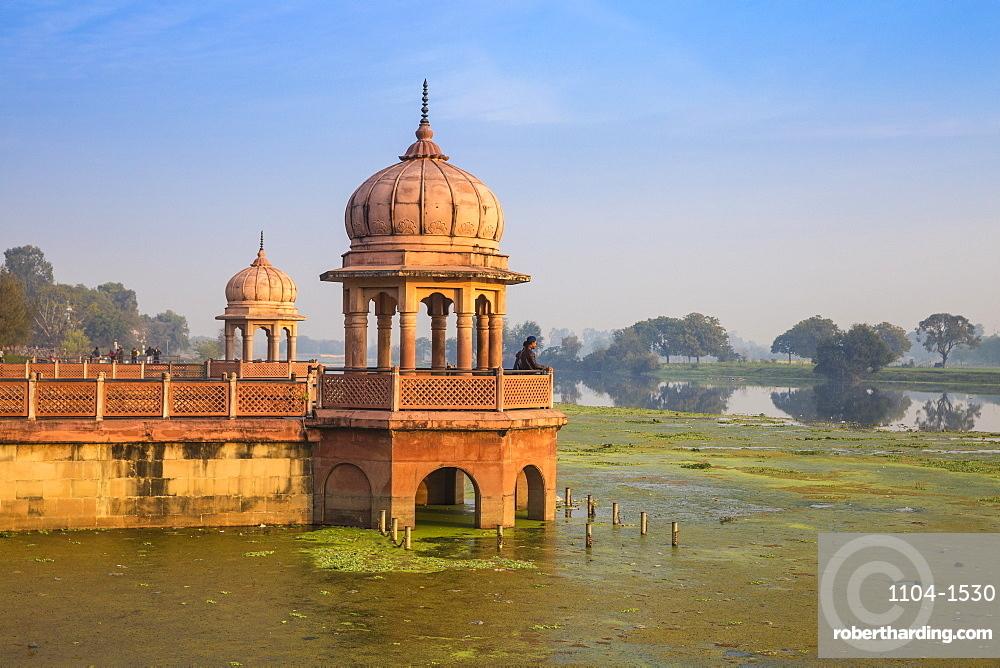 India, Uttar Pradesh, Lucknow, Kuria Ghat Park