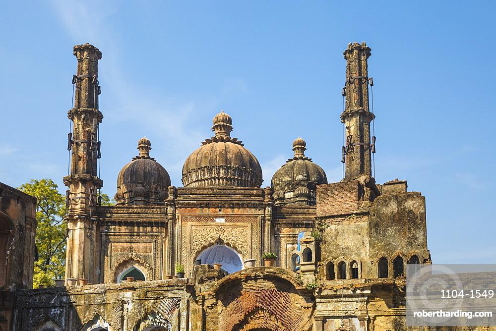 India, Uttar Pradesh, Lucknow, British Residency, Ancient Mosque