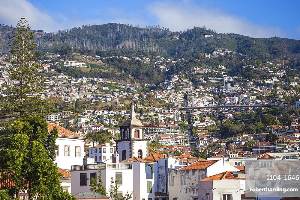 Santa Clara Convent, Funchal, Madeira, Portugal, Atlantic, Europe