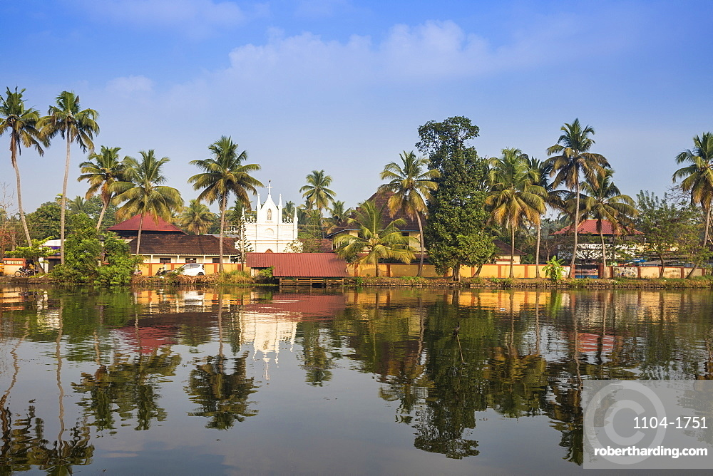 India, Kerala, Alappuzha (Alleppey),