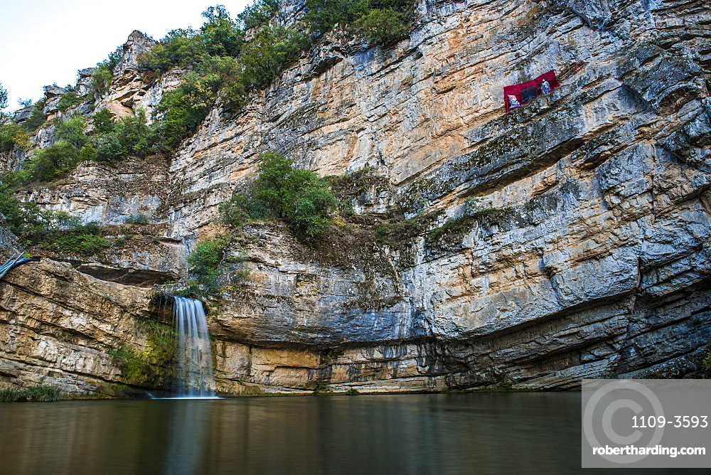 Mirusha Waterfall, Republic of Kosovo, Europe