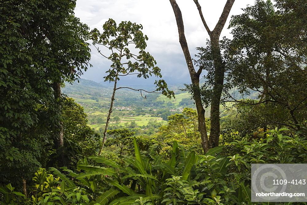 Turrialba, Cartago Province, Costa Rica, Central America