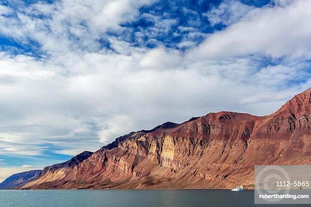 Mackenzie Bay, Danish: Mackenzie Bugt, is a bay of the Greenland Sea in King Christian X Land, Greenland.