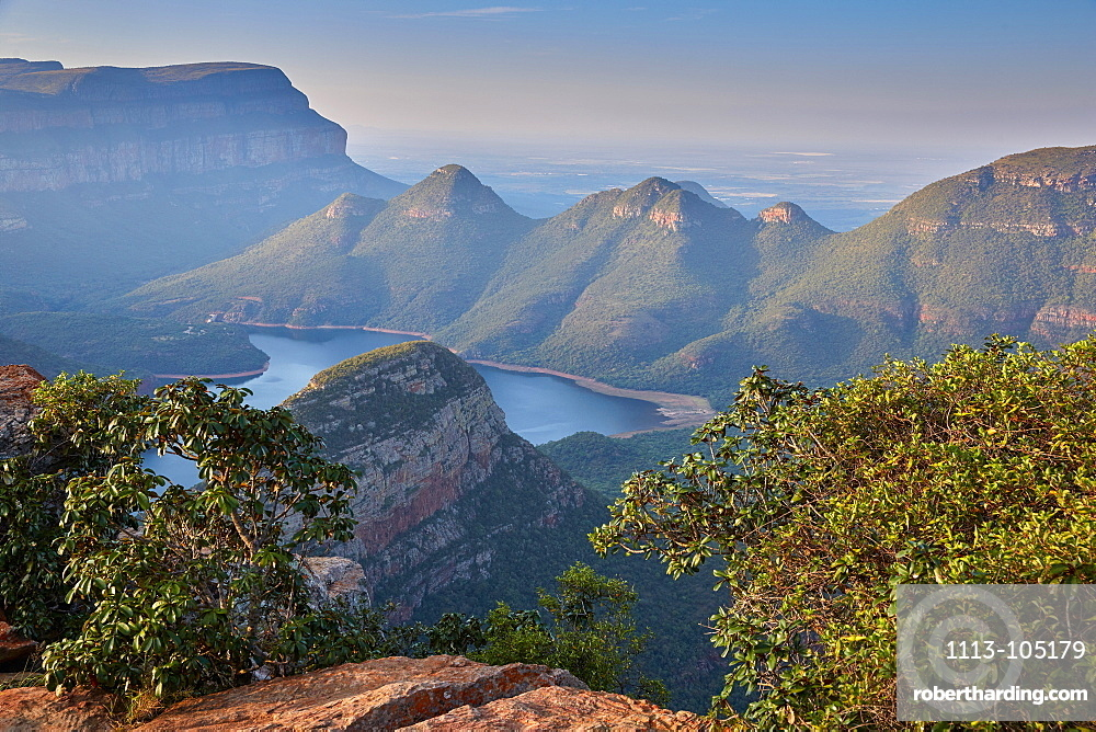 Blyde River Canyon, Drakensberge, South Africa, Africa