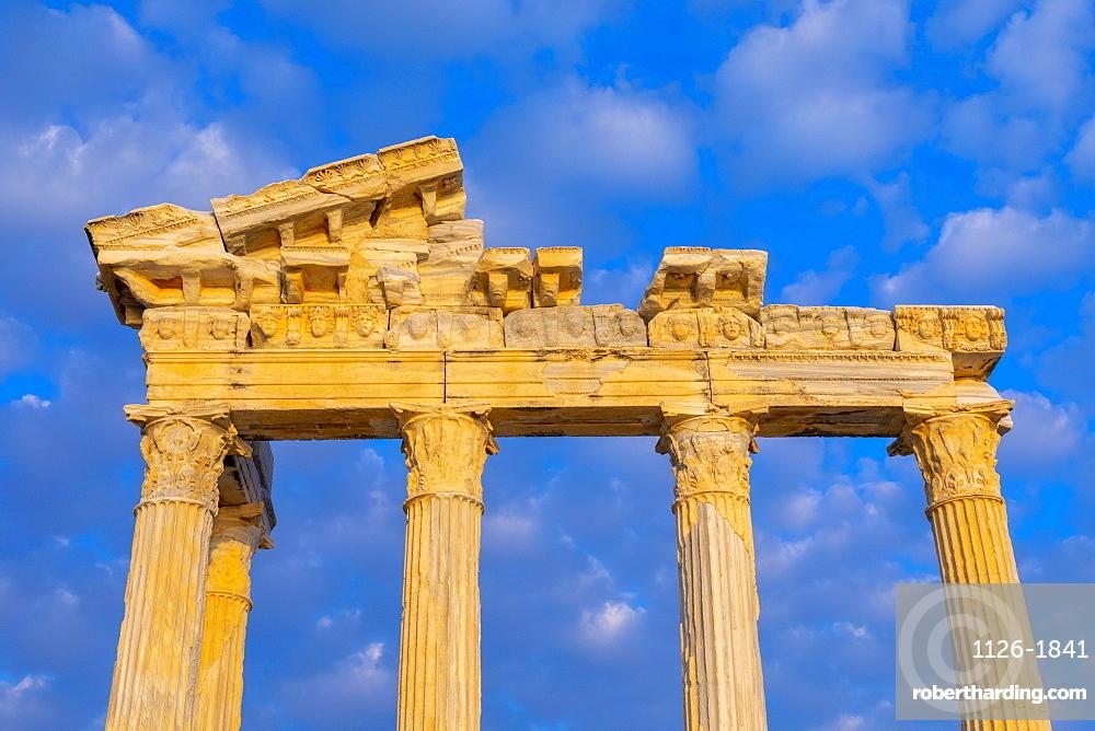 Apollo Temple, Side, Turkey